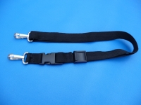 Carrying strap made of polypropylen