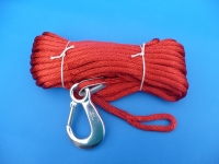 Fire-brigade handling rope