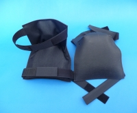 Arbeitsschutz-Knieschoner, 30 mm dicke Schaumstoffeinlage